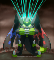 perfect zygarde by QuantumJinx