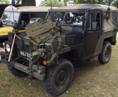 Military Land Rover 2 by Dan-S-T