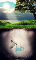Fell Down The Rabbit Hole by Gnisten09