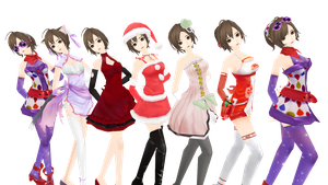 Meiko Pack Download by AlexIsDeadddx