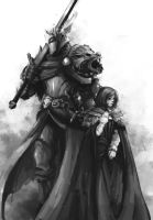 Protector's Covenant (Black and White) by LiewJJ