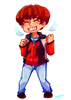 tiny angel baby by Dihchan