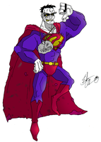 Bizarro am No.1 by theflamingalberto