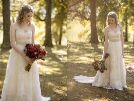 Autumn Bride by inspired-impressions