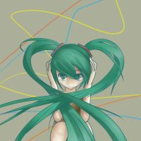 Just Another Miku Fanart by HamCrumbs