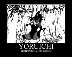 Ch. 403 Yoruichi Motivational by Divine-Starlight