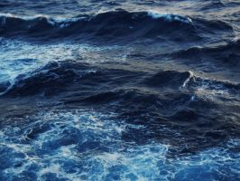 Surround me.....deep blue sea by KDMB