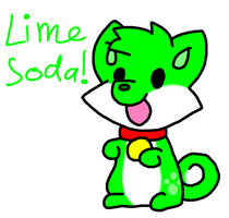 Lime Soda-Pom (Closed) by HeartinaThePony