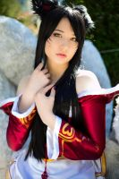 League of Legends - Ahri by GroahPhoto