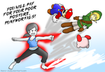 Wii Fit Trainer Weighs In by Xero-J