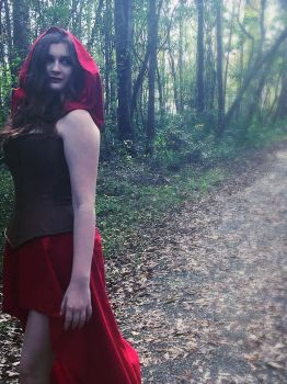 Little Red's Path by obeytherandomness