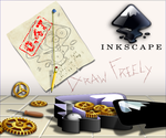 Inkscape 0.47 - About Screen by johanengelen