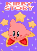 Kirby Story Poster Redraw by The-Super-Brawl-Girl