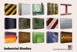Industrial Studies by muzski