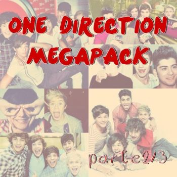 MEGAPACK ONE DIRECTION 2/3 by Vaale-Editions