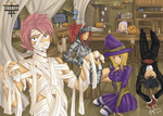 FT Halloween 2010 by NyammiToast