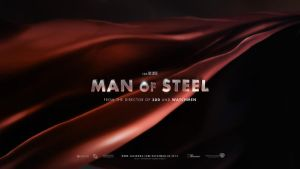 Man Of Steel Cape Wallpaper 2560x1440 by Medusone