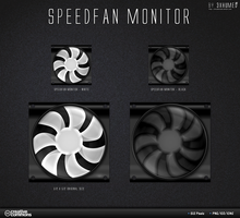 Speedfan System Monitor Icon by 3xhumed