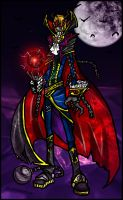 Myotismon: The Undead King by Kiarou