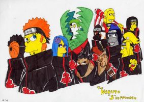 "The Naruto ""S""hippouden by G1d4n"