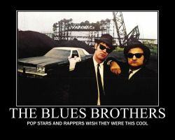 The Blues Brothers by Russian-Fox