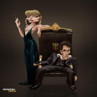 Scarface by dankershaw