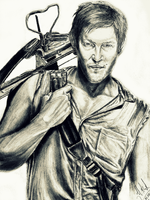 daryl by devilwithin91