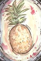 P is for Pineapple by Festiva