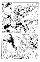 Street Fighter inks3 by madman1