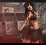 Tifa: The Fantasy is Dead by Hallowing