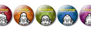 Chapas I: Palabras mayores by gomitas