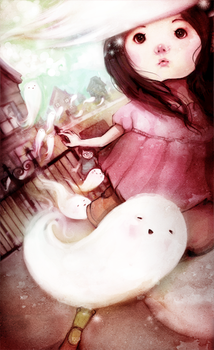 Oh My Ghosties by flyk