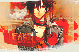 Amnesia - Shin, the Heart by Kumanari