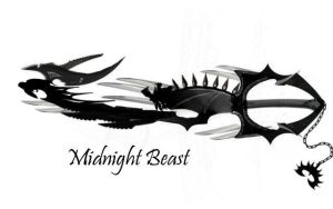 Midnight Beast by OnyxChaos