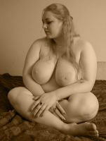 Non Traditional Nudes Project by EvilMissLauren