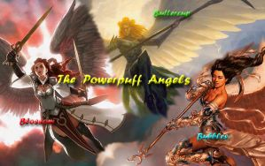 The Powerpuff Angels by JTMS