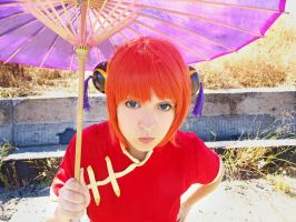 Oi, what are U doing? - Gintama by NamiWalker