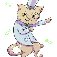 Classy Cat Dance by KittyCouch