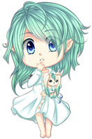 +Commission+ chiiby---beni by Sallynyan