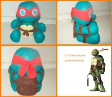 Mikey Plushie Collage by animelover2day