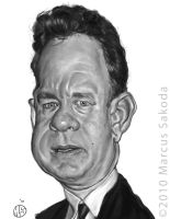 Tom Hanks by Jubhubmubfub