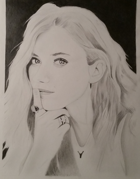 Imogen Poots by HiImWR