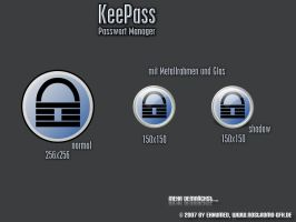 Keepass Passwort Manager by 3xhumed