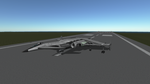 Prototype A-1 Landed at KSC Airstrip by bable7