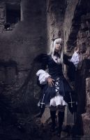 Suigintou. Shattered world 1 by gorlitsa