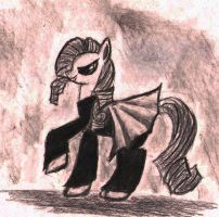 Darker Side of Rarity by Isoscelescube