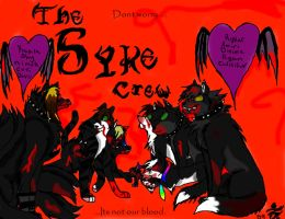 The syke crew by Korclabael