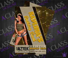 AZ Flyer by aCLASSdesignz