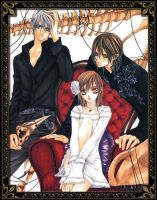 vampire knight by darklion-kentoarashi