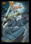 Beast Legion issue 4 cover by JazylH